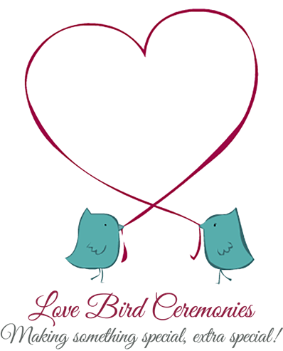 Love Bird Ceremonies